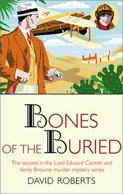 Cover of: The Bones of the Buried by David Roberts