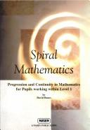 Cover of: Spiral mathematics by David Banes