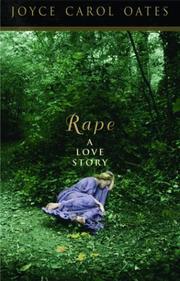 Cover of: Rape | Joyce Carol Oates