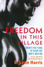 Cover of: Freedom in this Village | Isaac Jackson