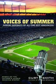 Cover of: Voices of summer | Curt Smith