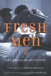 Cover of: Fresh men 2 | Andrew Holleran, Donald Weise