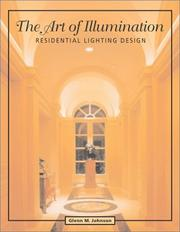 Cover of: The Art of Illumination by Glenn M. Johnson
