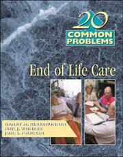 Cover of: 20 Common Problems | Barry M. Kinzbrunner