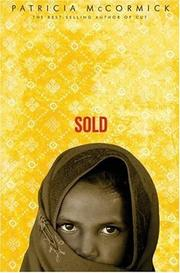 Cover of: Sold by Patricia Mccormick