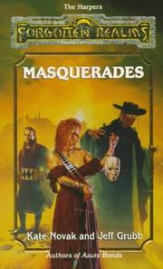 Cover of: MASQUERADES (Forgotten Realms) by Kate Novak