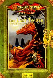 Cover of: The Last Tower | William W. Connors