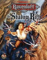 Cover of: The Shadow Rift (AD&D Horror Roleplaying, Ravenloft) | William W. Connors