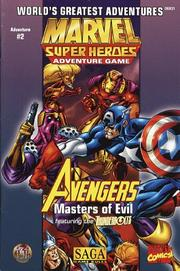 Cover of: Avengers by Stephen Kenson