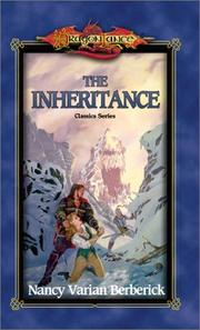 Cover of: The Inheritance (Dragonlance Classics) by Nancy Varian Berberick