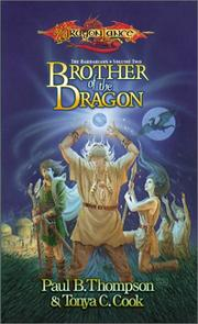 Cover of: Brother of the dragon by Thompson, Paul B.