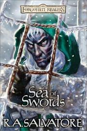 Cover of: Sea of Swords by R. A. Salvatore