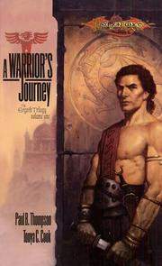 Cover of: A warrior's journey by Thompson, Paul B.