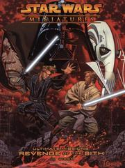 Cover of: Ultimate Missions: Revenge of the Sith (Star Wars Miniatures:  Accessory) | J. D. Wiker