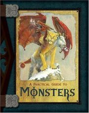 Cover of: A Practical Guide to Monsters | Nina Hess