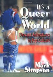 Cover of: It's a queer world by Simpson, Mark
