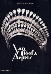 Cover of: Van Cleef and Arpels (Universe of Design) | Sylvie Raulet