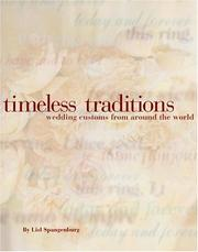 Cover of: Timeless traditions | Lisl M. Spangenberg
