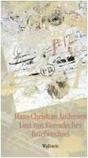 Cover of: Hans Christian Andersen, Lina von Eisendecher | Hans Christian Andersen