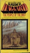 Cover of: The people of the mist by H. Rider Haggard