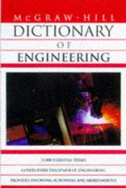 Cover of: Dictionary of Engineering | Sybil P. Parker