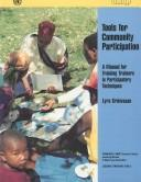 Cover of: Tools for community participation | Lyra Srinivasan