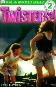 Cover of: Twisters! by Kate Hayden