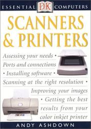 Cover of: Scanners & printers | Andy Ashdown