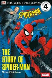 Cover of: The story of Spider-Man | Michael Teitelbaum