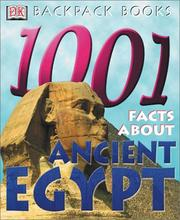 Cover of: 1,001 facts about ancient Egypt by Scott Steedman
