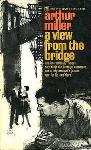 Cover of: A View from the Bridge | Arthur Miller
