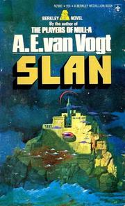 Cover of: Slan | A. E. van Vogt
