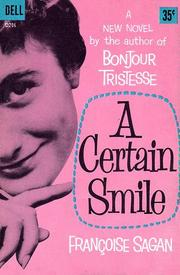 Cover of: A Certain Smile | Franco̧ise Sagan