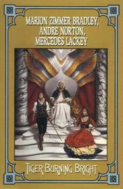 Cover of: Tiger Burning Bright by Mercedes Lackey, Marion Zimmer Bradley