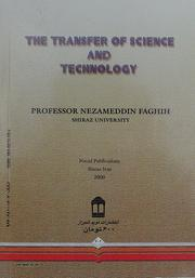 Cover of: On the Transfer of Science and Technology | Nezameddin Faghih