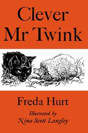 Cover of: Clever Mr. Twink | Freda Mary Hurt