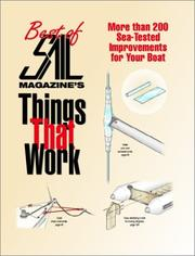 Cover of: The Best of SAIL Magazine's Things That Work | SAIL Magazine
