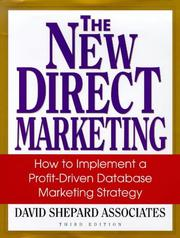 Cover of: The New Direct Marketing | David Shepard Associates