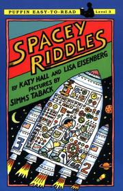 Cover of: Spacey Riddles by Lisa Eisenberg