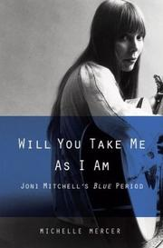 Cover of: Will you take me as I am | Michelle Mercer