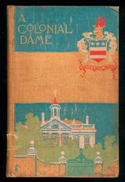 Cover of: A colonial dame | Laura Dayton Fessenden