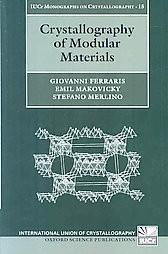 Cover of: CRYSTALLOGRAPHY OF MODULAR MATERIALS | GIOVANNI FERRARIS