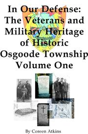 Cover of: The York families of historic Osgoode Township, Carleton County, Ontario, Canada | Coreen Atkins-Sheldrick