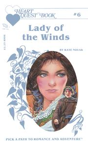 Cover of: Lady of the Winds | Kate Novak