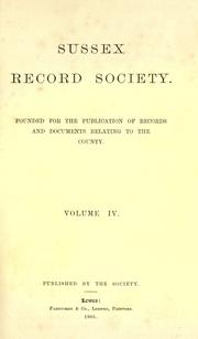 Miscellaneous records