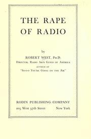 The rape of radio