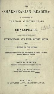 Cover of: Plays (As You Like It / Hamlet / Julius Caesar / King Henry IV. Part 1 / King Henry IV. Part 2 / King Henry VIII / King John / King Lear / Macbeth / Measure for Measure / Merchant of Venice / Midsummer-Night's Dream / Much Ado About Nothing / Othello / Romeo and Juliet / Tempest / Twelfth Night) | William Shakespeare