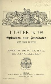 Ulster in '98