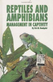 Cover of: Reptiles and Amphibians | Eric M. Rundquist