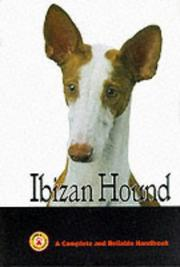 Cover of: Ibizan hound | Lisa Puskas